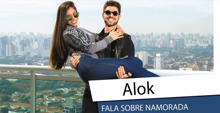 Alok fala sobre retorno de namoro: