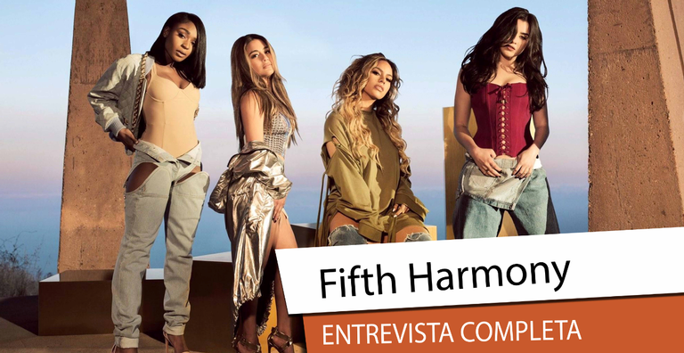 Fifth Harmony entrevista completa para CARAS