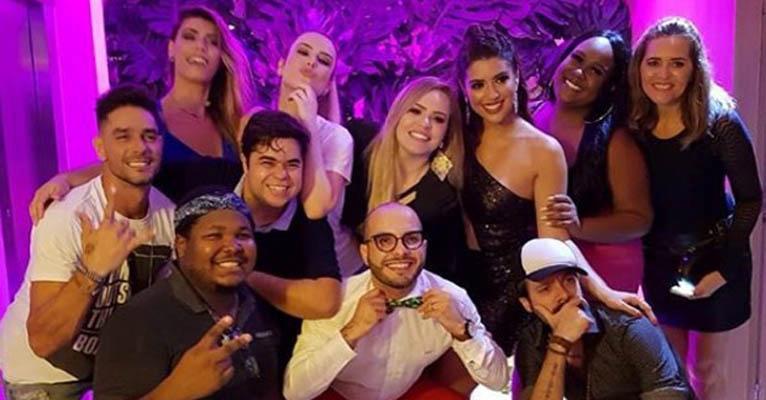 Tema da festa da apresentadora do Rede BBB foi o Amazonas, seu estado natal