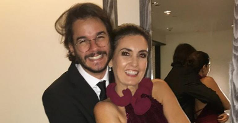 A jornalista recebeu o Brazilian International Press Awards, na Flórida