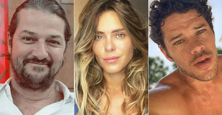 ad04965e8 Marcelo Serrado posta vídeo de Carolina Dieckmann e José Loreto ...