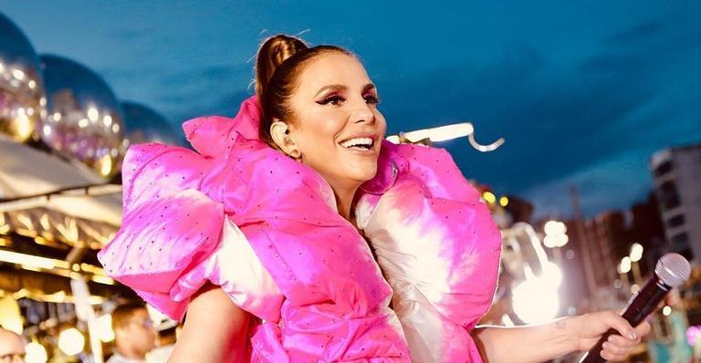 Cantora teve uma atitude que surpreendeu a todo o público presente durante a festa