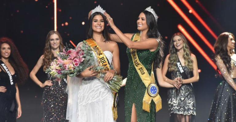 Jornalista de Minas Gerais é eleita Miss Brasil 2019