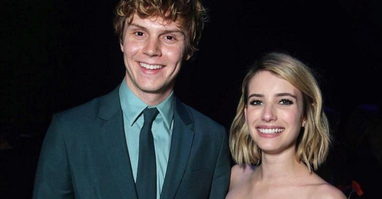 O casal de Hollywood estava junto há bastante tempo