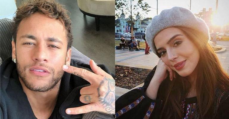 De novo? Após rumores, Neymar Jr. curte nova foto de Giovanna Lancellotti e fãs shippam casal