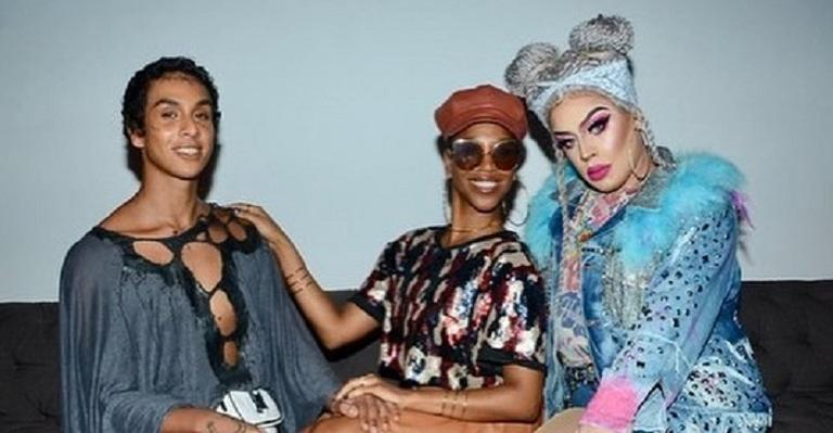 A cantora foi confirmada para se apresentar no Rock in Rio ao lado de Gloria Groove e Linn da Quebrada