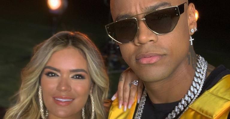 'Vibra Continente' música de Léo Santana e cantora a colombiana Karol G é tema da Copa América