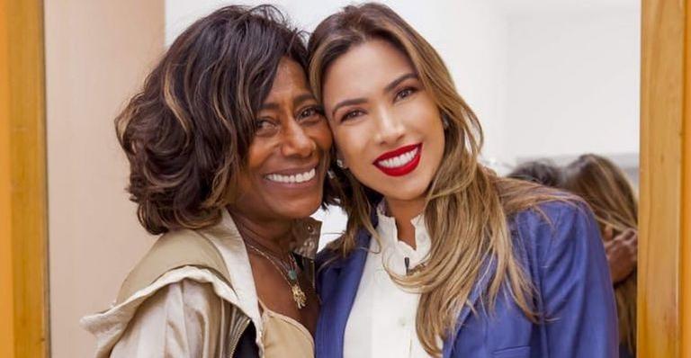 Patricia Abravanel recebe Gloria Maria no SBT e a leva para conhecer Silvio Santos