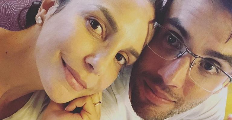 Ivete Sangalo se declara para marido, Daniel Cady: ''Coisa boa lhe amar''