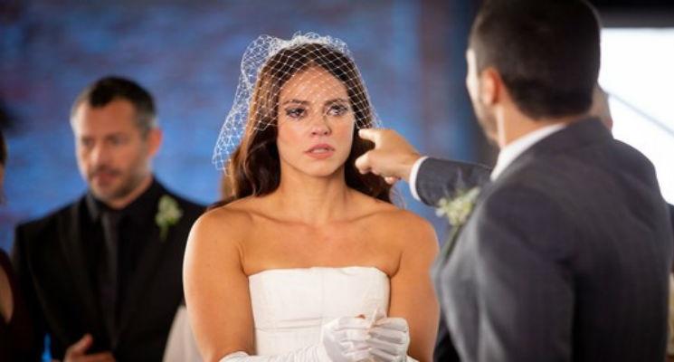 Barraco no casamento de Vivi Guedes faz ''A Dona do Pedaço'' bater recorde