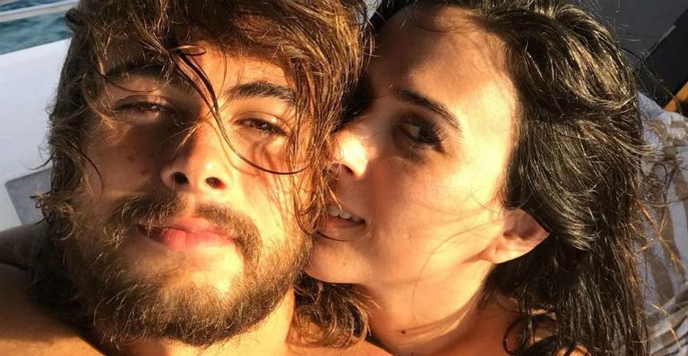 Em Stories do Instagram, Rafael Vitti acompanha noiva, Tata Werneck em ultrassom