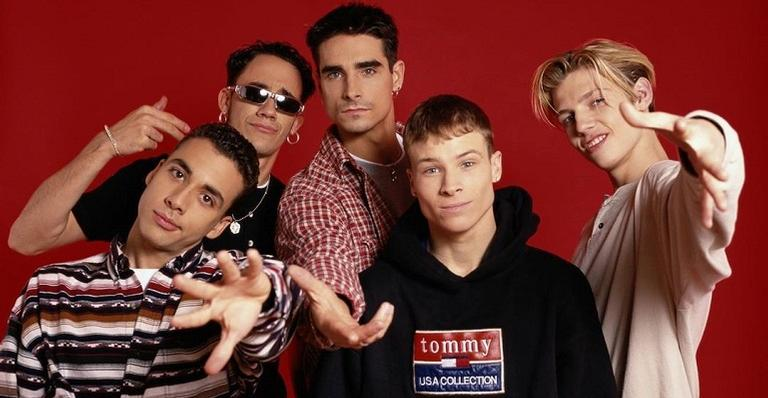 Nostalgia! Backstreet Boys virá ao Brasil em 2020