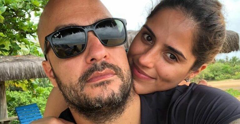 Marido de Camilla Camargo faz relato do parto e revela que durou 30 horas