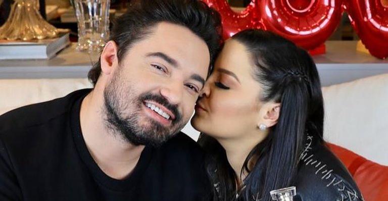Após unfollow, Maiara deleta as fotos com Fernando