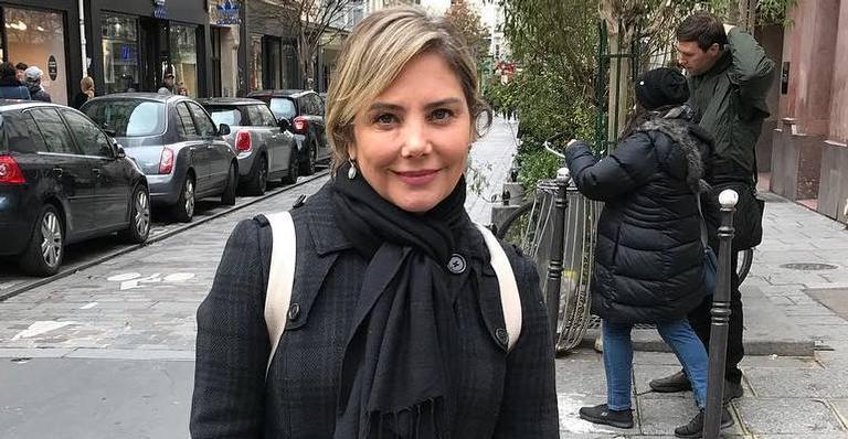 Heloisa Perissé se afasta do trabalho após descobrir tumor