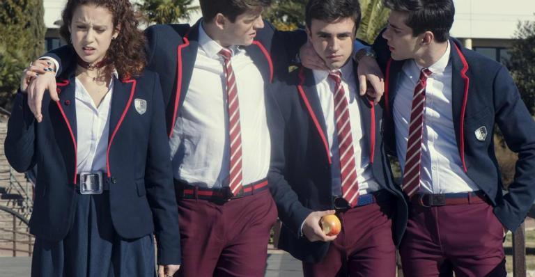 Netflix anuncia data de estreia da segunda temporada de 'Elite'