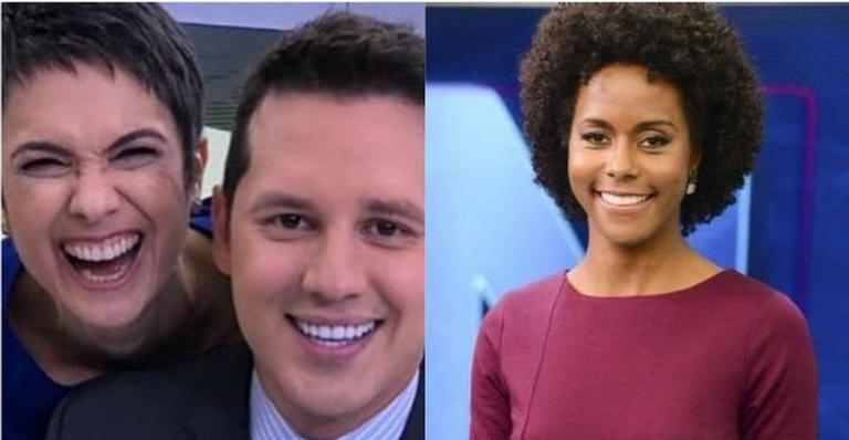 Após polêmica com Dony de Nuccio, Sandra Annenberg também deixa o 'Jornal Hoje' e já tem futuro na Globo