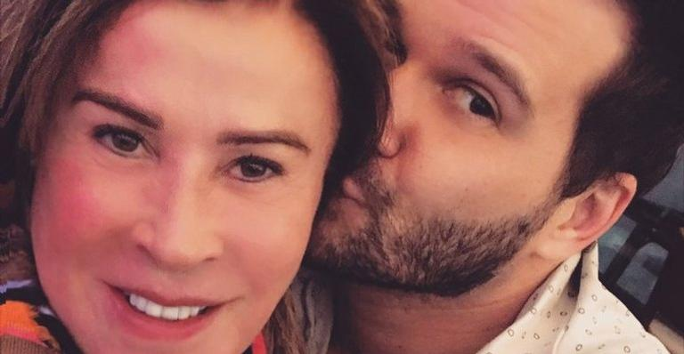 Zilu Godoi esclarece motivo de ter deletado as fotos com o namorado, Marco Augusto Ruggiero
