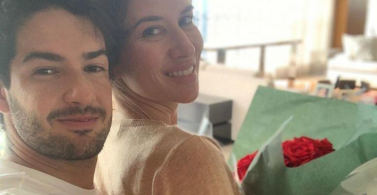 Rebeca Abravanel conta como iniciou romance com Pato