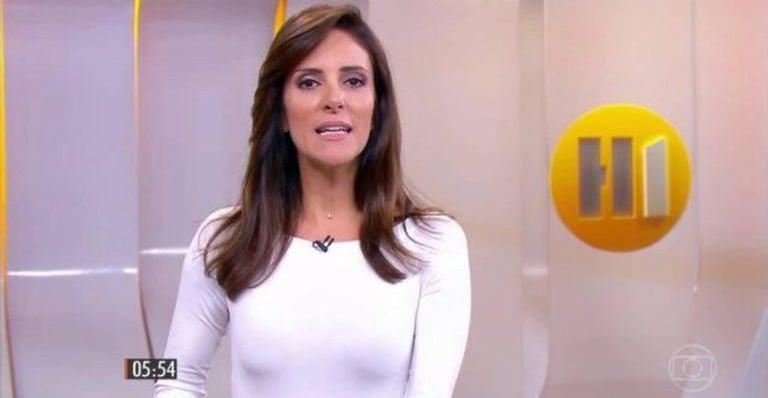 Monalisa Perrone deixa a TV Globo após 20 anos de trabalho