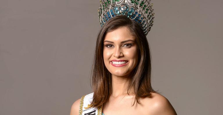 Elis Miele, do Espírito Santo, vence Miss Brasil Mundo 2019