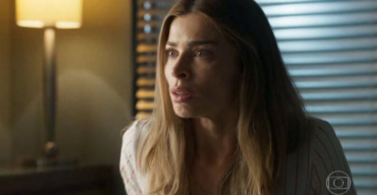 Paloma sofre violência e sequestro na novela