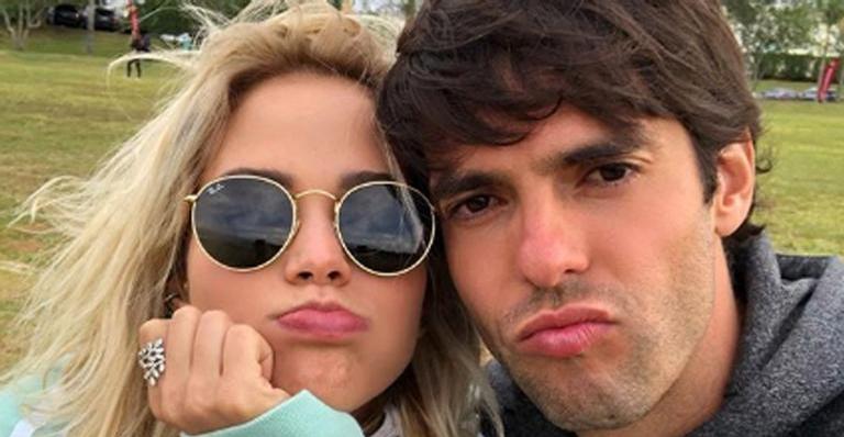 Prestes a se casar, Carol Dias surpreendeu os fãs ao musar seu nome nas redes sociais