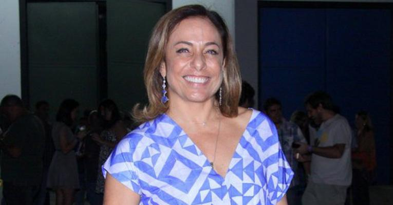 Cissa Guimarães anuncia que será vovó de novo