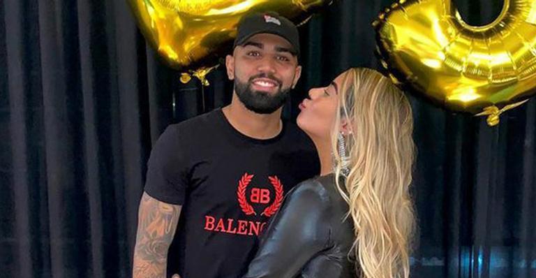 Rafaella Santos, irmã de Neymar Jr., apaga as fotos de Gabigol após jogador ser flagrado na festa de Anitta