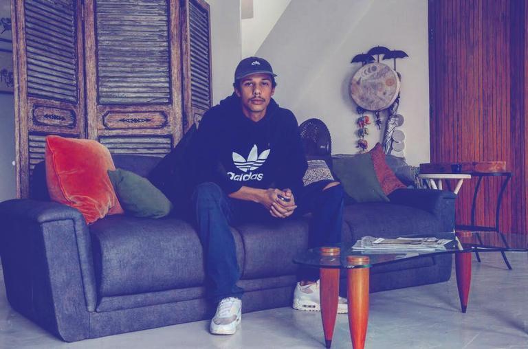 Lorran Félix, novo namorado da ex-BBB Hana Khalil