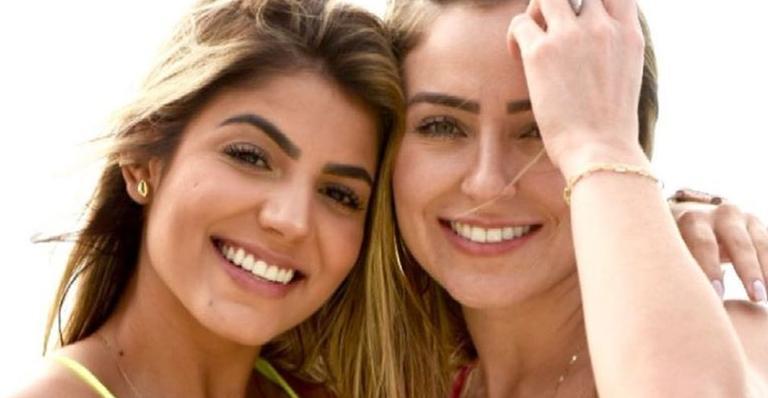 Paula defende ex-namorado da amiga Hariany, considerado 'abusivo' pela web