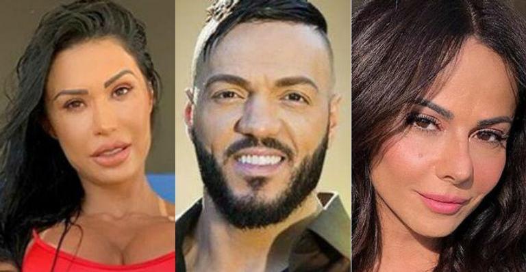 Gracyanne Barbosa solta o verbo após Belo elogiar a ex, Viviane Araújo