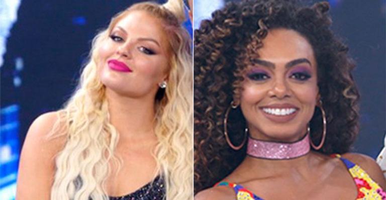 Dandara, Giovanna e Luisa Sonza se classificam para semi-final da ''Dança dos Famosos''