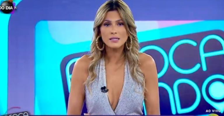 Lívia Andrade alfineta ator Juliano Cazarré após polêmica sobre masculinidade