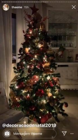 árvore de Natal Thaeme Mariôto