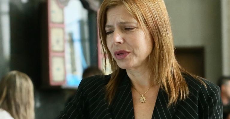 Rose Miriam desabafa e elogia Gugu Liberato após o enterro