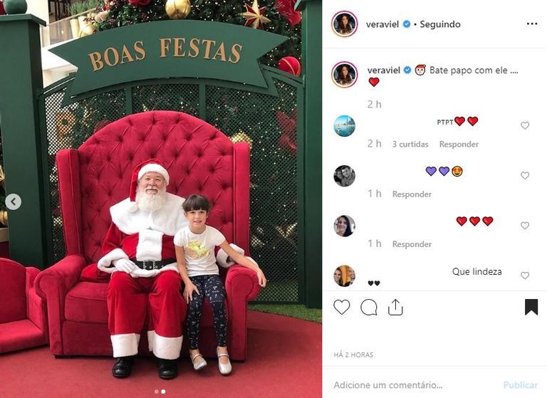 Filha de Rodrigo Faro e Veral Viel