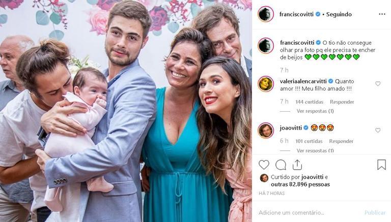 Tio coruja, Francisco Vitti se declara para a sobrinha, Clara Maria