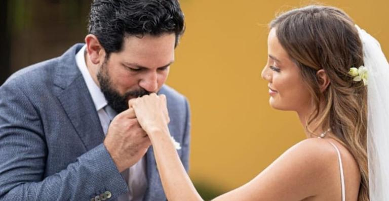 Confira detalhes do casamento lindo e intimista de Sorocaba e Biah Rodrigues