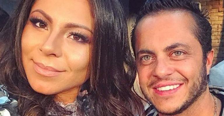 Na reta final da gravidez, Thammy Miranda usa as redes sociais para homenagear Andressa
