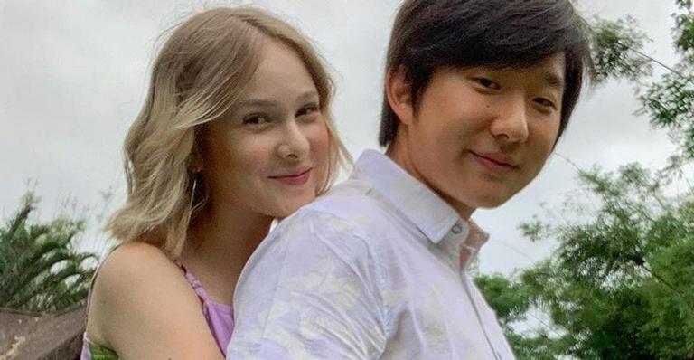 Grávida, esposa de Pyong Lee revela motivo que a fez deixar que ele entrasse no BBB