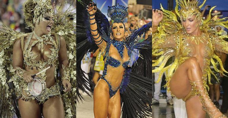 Puro luxo! Saiba quanto custa as fantasias de Carnaval das celebridades