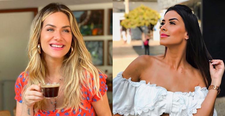 BBB20: Internauta pede que Giovanna Ewbank chame Ivy para seu canal e apresentadora dá resposta inusitada
