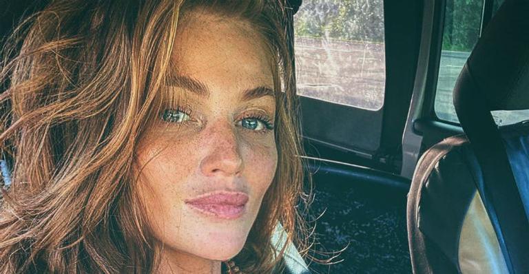 Após reatar o namoro com Pedro Scooby, Cintia Dicker posta foto nas redes sociais e deixa o amado babando