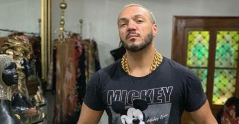 Belo publica foto antiga nas redes sociais e famoso dispara: ''Misericórdia''