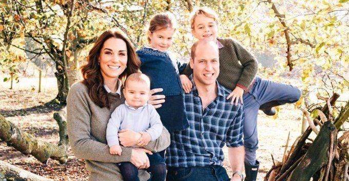Duques de Cambridge agradem profissionais de saúde com vídeo de George, Charlotte e Louis aplaudindo