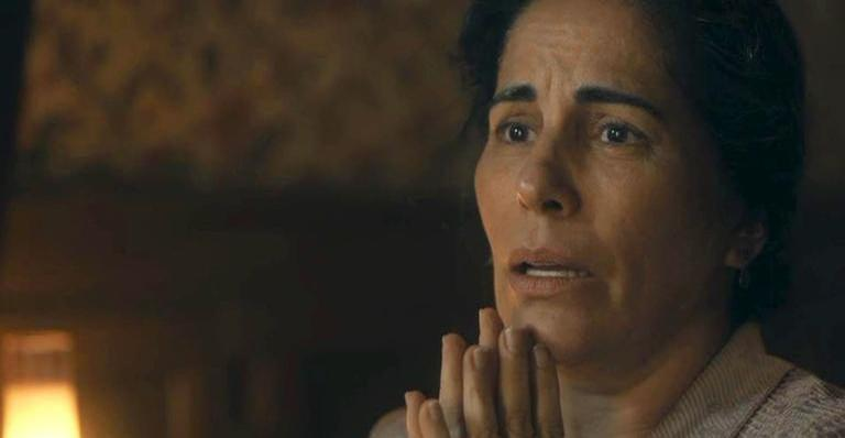 Lola reconhece neto e desvenda mistério no último capítulo de 'Éramos Seis'