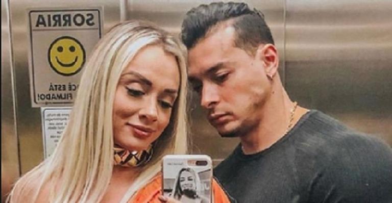 Ex-marido de Juju Salimeni, Felipe Franco, admite que ainda a ama