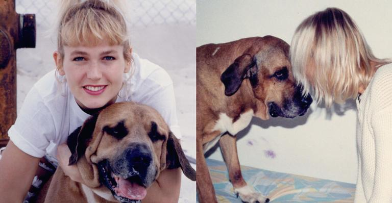 Xuxa encanta a web ao compartilhar cliques raros com seu cachorro Xuxo
