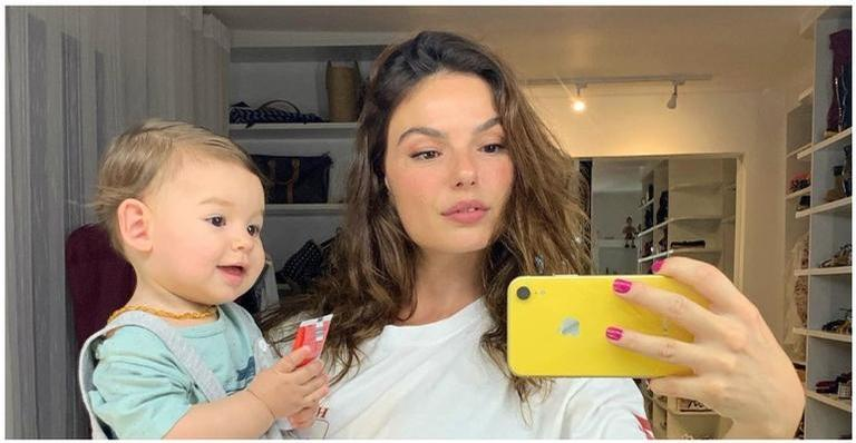 Confira os momentos mais fofos de Rael, filho de Isis Valverde e André Resende
